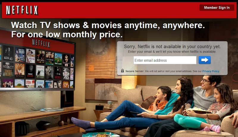 Goondu DIY: Watching Netflix and Hulu in Singapore