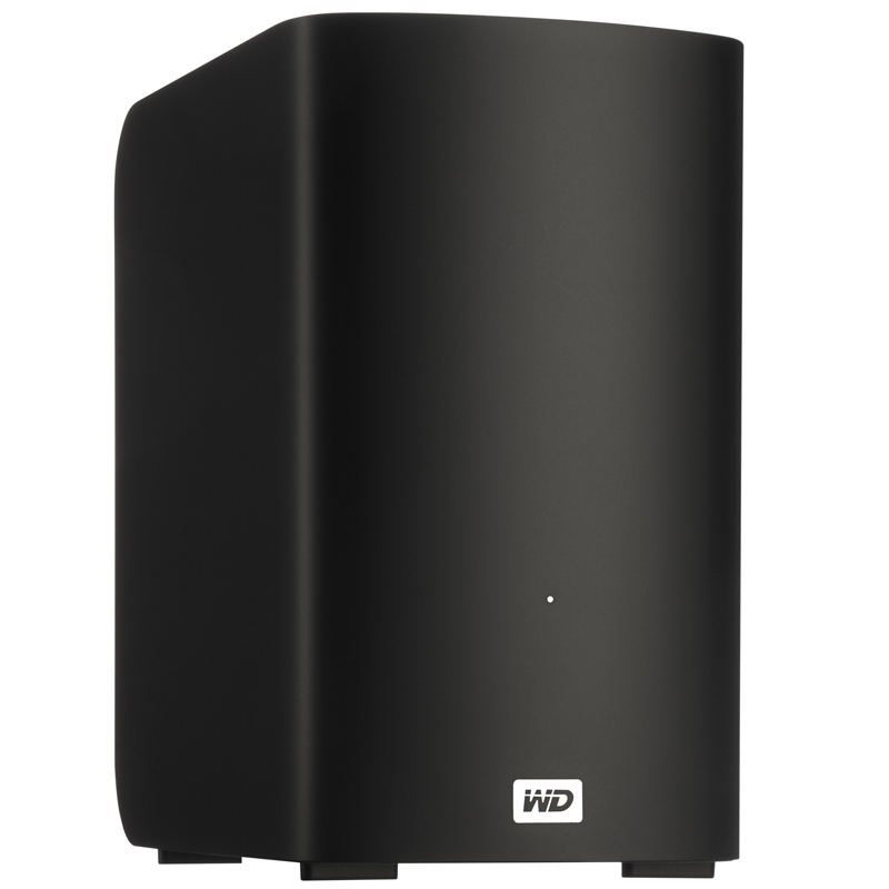 Two 10K drives in Western Digital's MyBook Velociraptor Duo