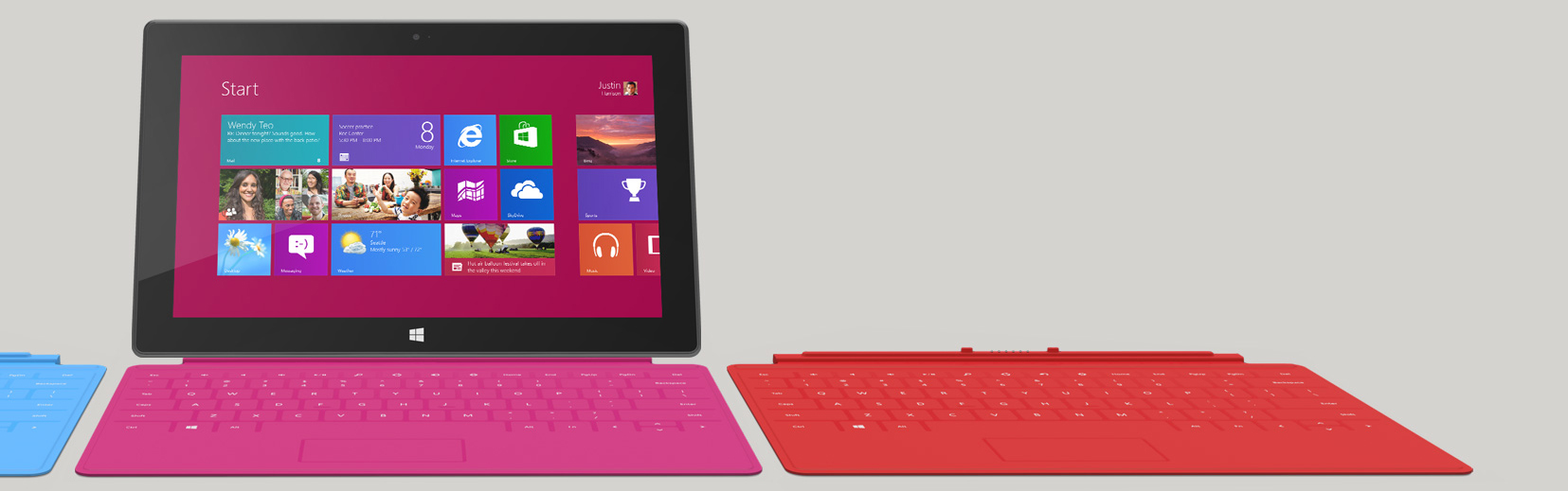 Microsoft's first branded tablet Surfaces, but you can't buy it in Singapore yet