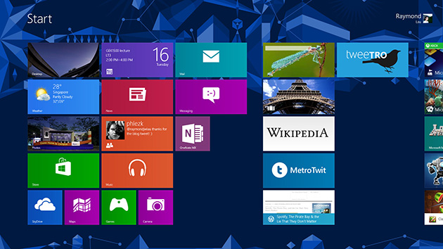 Goondu review: Windows 8 on non-touch PCs