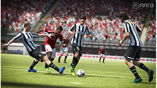 Hands on: Fifa 13