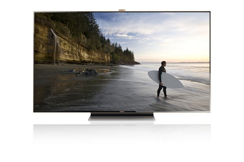 Tired of your small TV? What about a 75-inch ES9000 from Samsung?