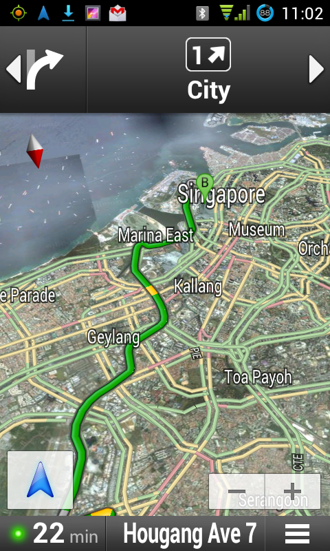 Google Maps finally offers voice navigation in Singapore