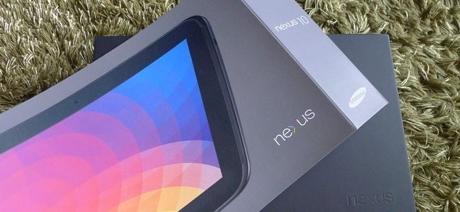 Goondu review: Google Nexus 10