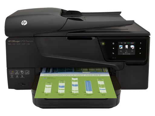 Just bought an HP Officejet 6700 Premium? Update your firmware