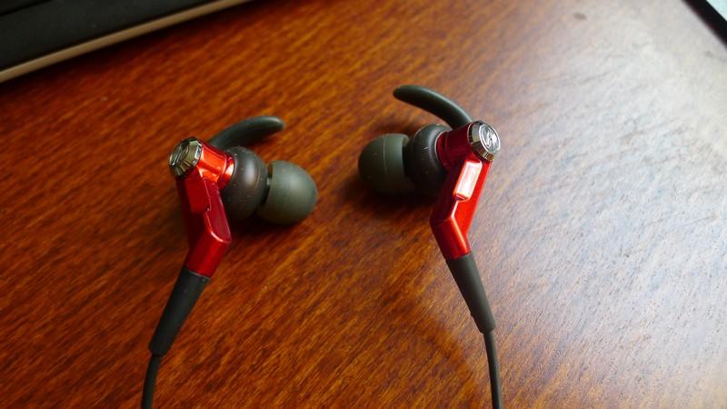 Geek buy: Audio Technica ATH-CKP500 sport earphones