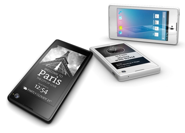 Singapore firm to produce dual-screen YotaPhone