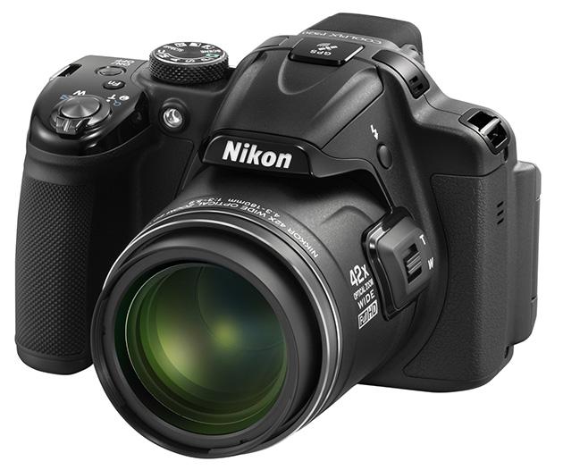 Nikon unveils new P520, AW110 compact cameras
