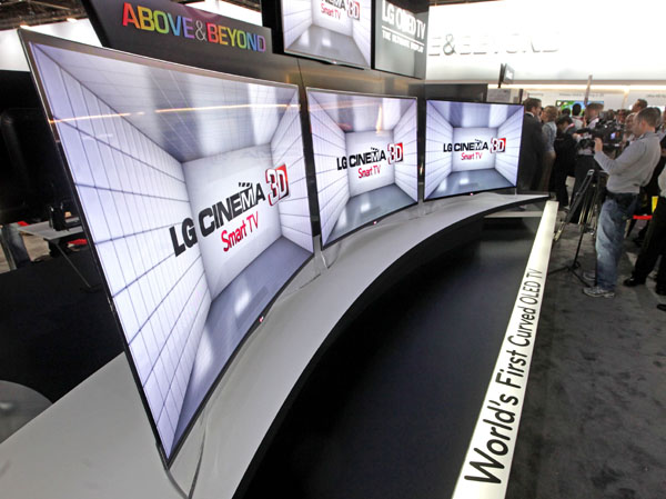 The TV is changing again with 4K and OLED screens