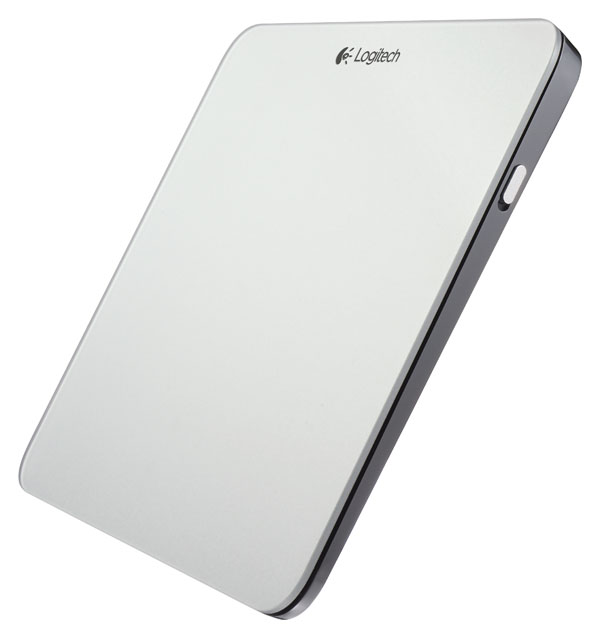 An alternative track pad for the Mac from Logitech