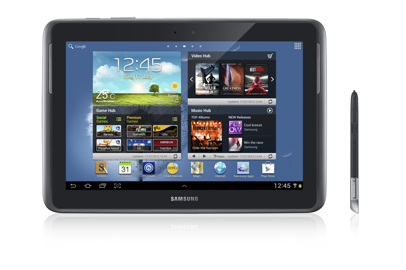 Yet another 4G tablet out in Singapore – Samsung's Galaxy Note 10.1 LTE
