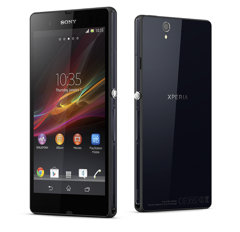 Sony's Xperia Z – finally a flagship Android phone worthy of the Sony brand