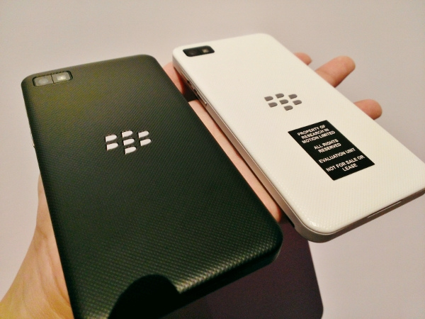 Hands-on: BlackBerry Z10