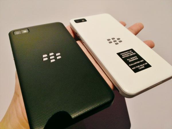Hands-on: BlackBerry Z10