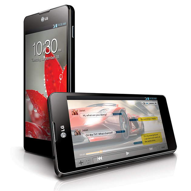 Hands-on: LG Optimus G finally comes to Singapore