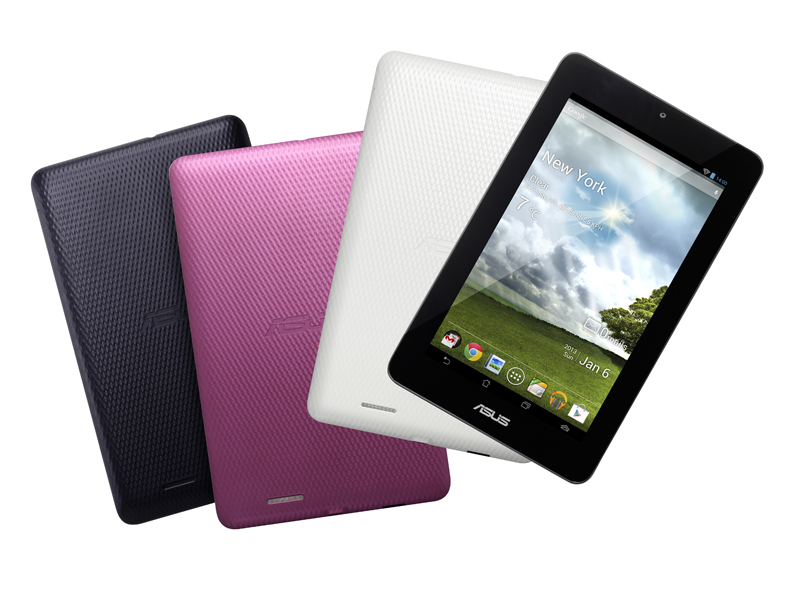 Low-cost Asus MeMo Pad to cost S$249 in Singapore