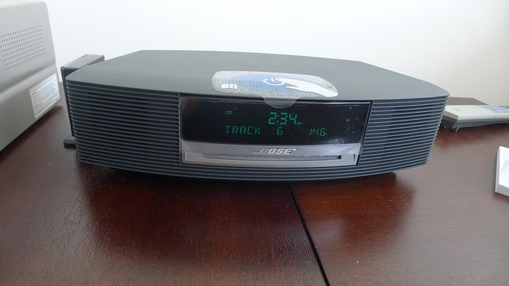 Goondu review: Bose Wave Music System III with Bluetooth adapter