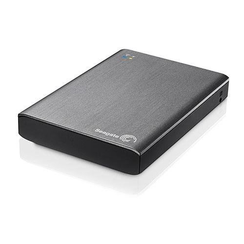 Seagate releases 1TB wireless mobile storage device