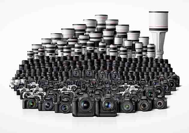 Canon moves into lens rental space with 'try-and-buy' programme