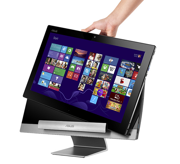 IT Show 2013: ASUS unveils an all-in-one PC transformer
