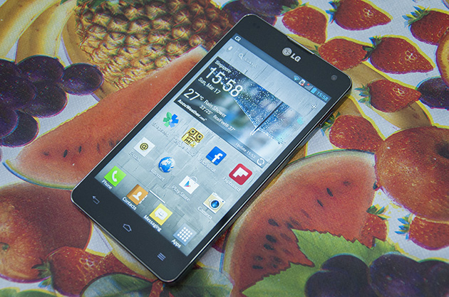 Goondu review: LG Optimus G