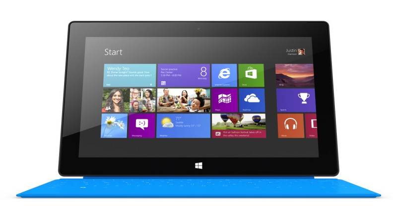 Singapore finally gets the Microsoft Surface… but only RT version for now