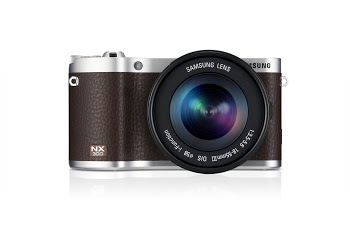 Samsung's NX300 shoots 3D stills and Full HD movies