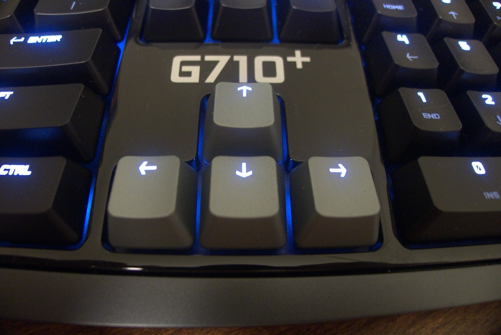 Hands on: Logitech G710+ gaming keyboard
