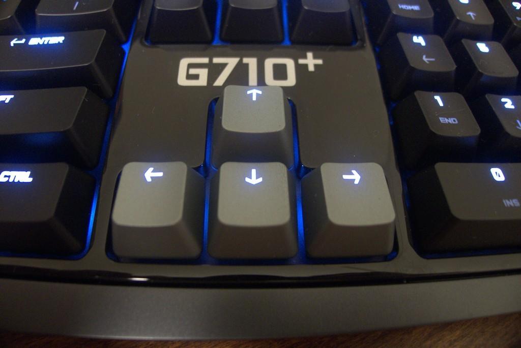 Hands on: Logitech G710+ gaming keyboard