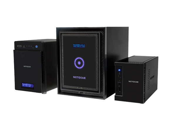 Netgear releases new NAS devices for SMBs