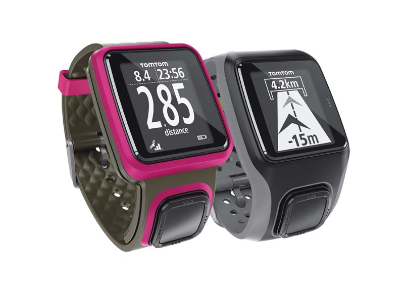 TomTom Multi-Sport and Runner fitness watches look interesting