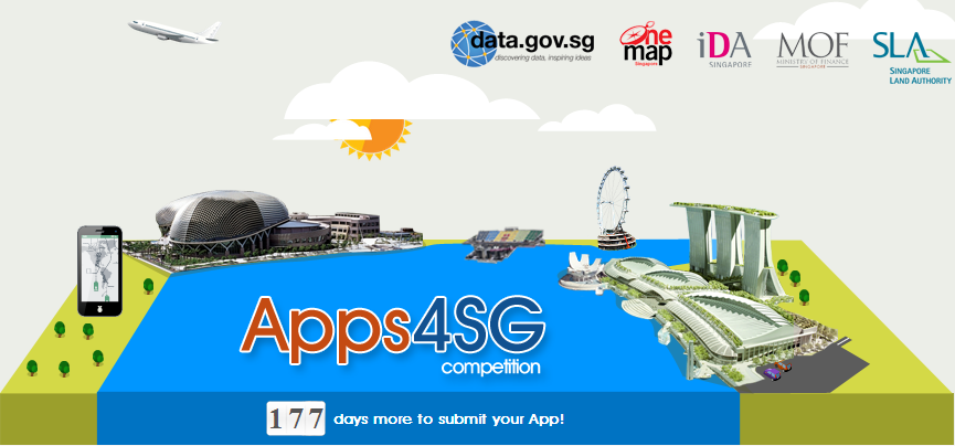 Singapore government pushes for more 'open data' usage with app competition