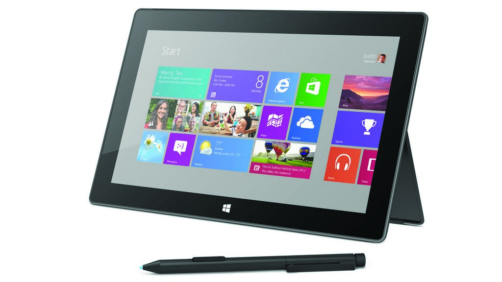 Hands on: Microsoft Surface Pro