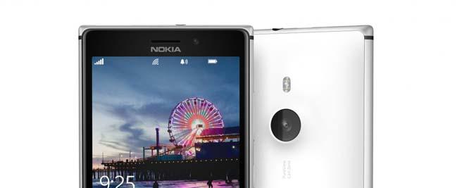 Nokia Lumia 925 goes metallic, still has great camera