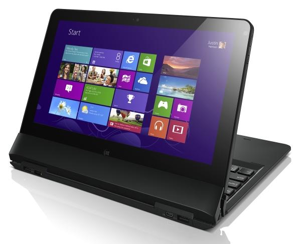 Hands-on: Lenovo's ThinkPad Helix and IdeaPad Yoga 11S