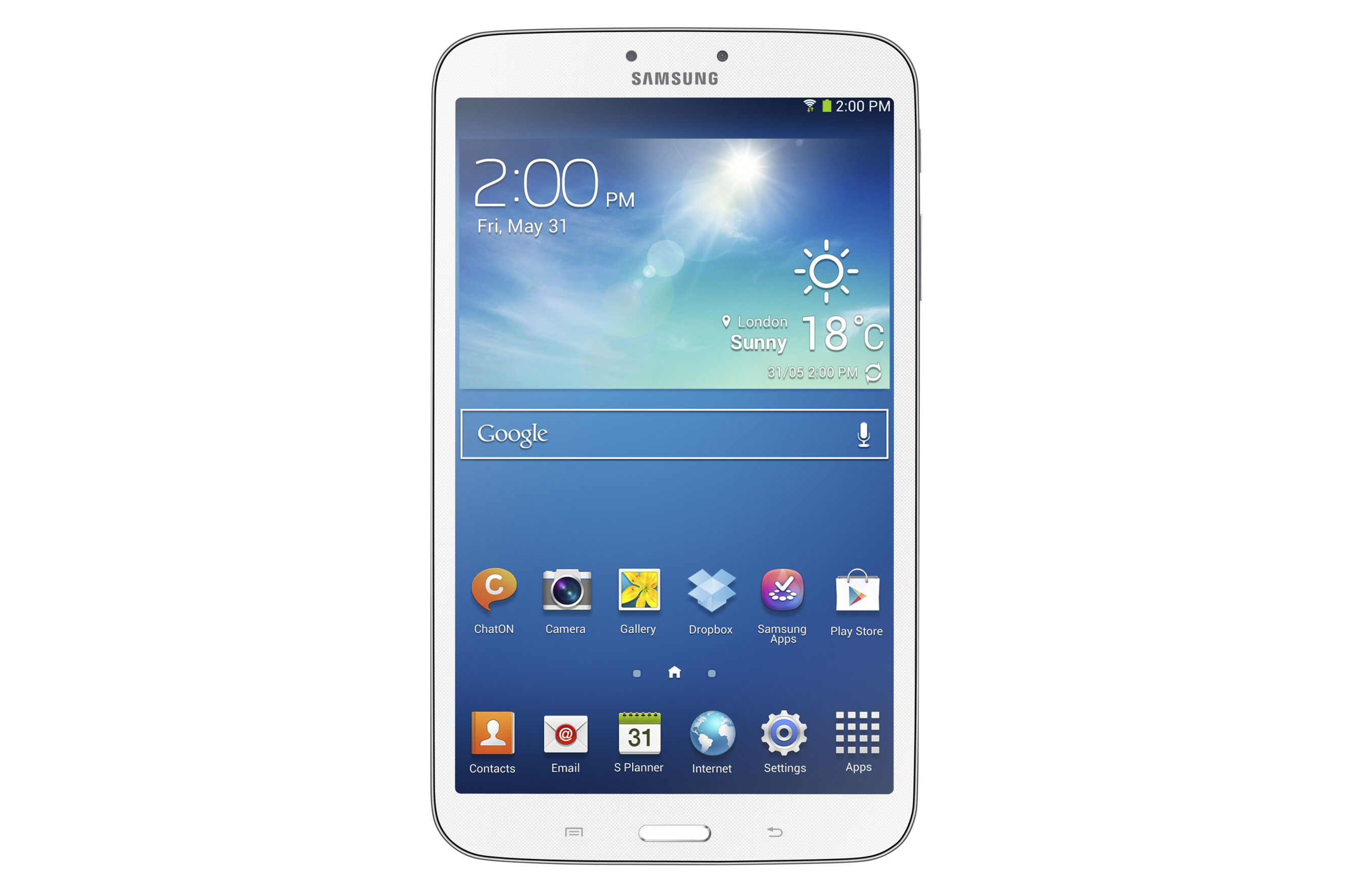 Samsung unveils Galaxy Tab 3 series, out in Singapore in Q3 2013