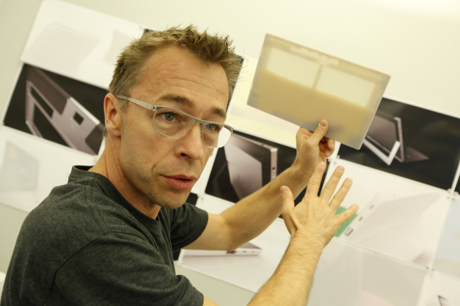 Q&A: Ralf Groene, on designing the Microsoft Surface