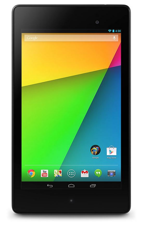 New, souped up Nexus 7 out in the US by end-July