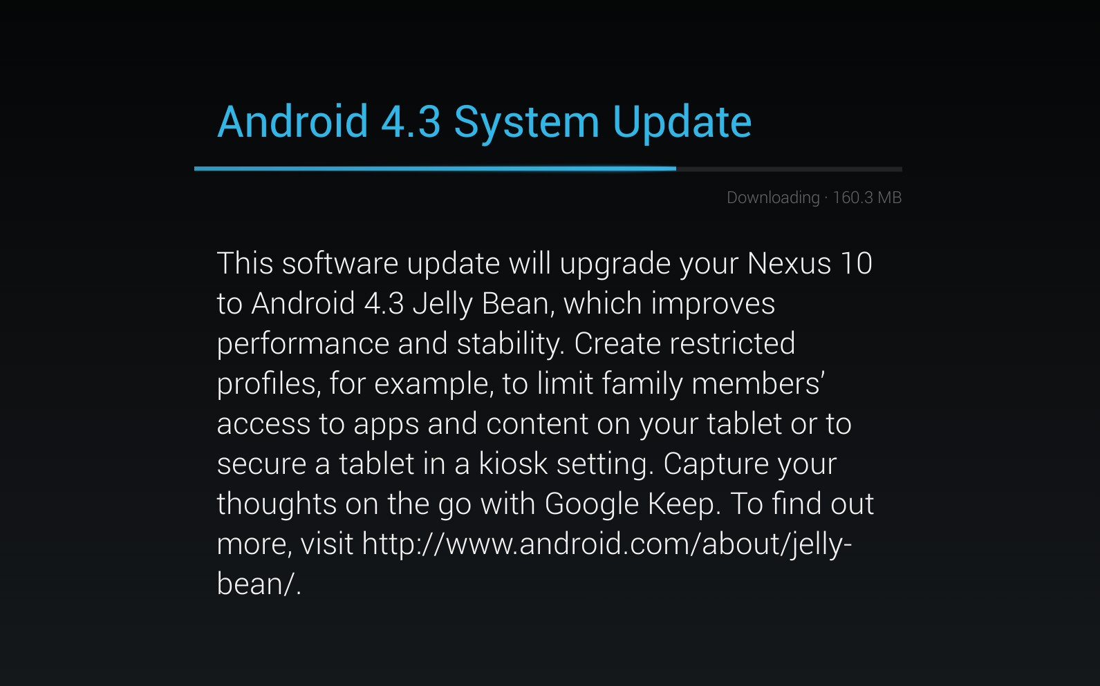 Goondu DIY: Manually get your Nexus device to update to Android 4.3
