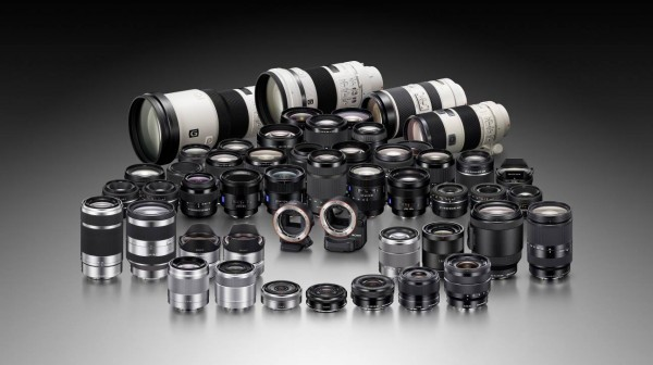 Sony Lens Library Programme