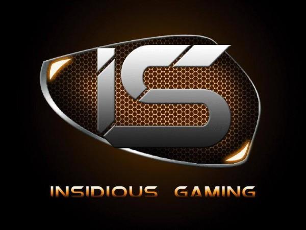 Insidious Gaming logo