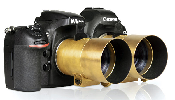 Lomography raises more than US$1 million to make new Petzval lens