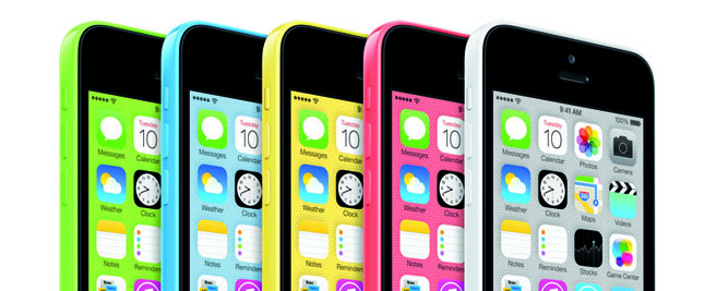 High Apple iPhone 5s and iPhone 5c prices for Singapore