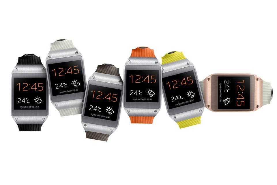 Samsung smart watch needs to change habits