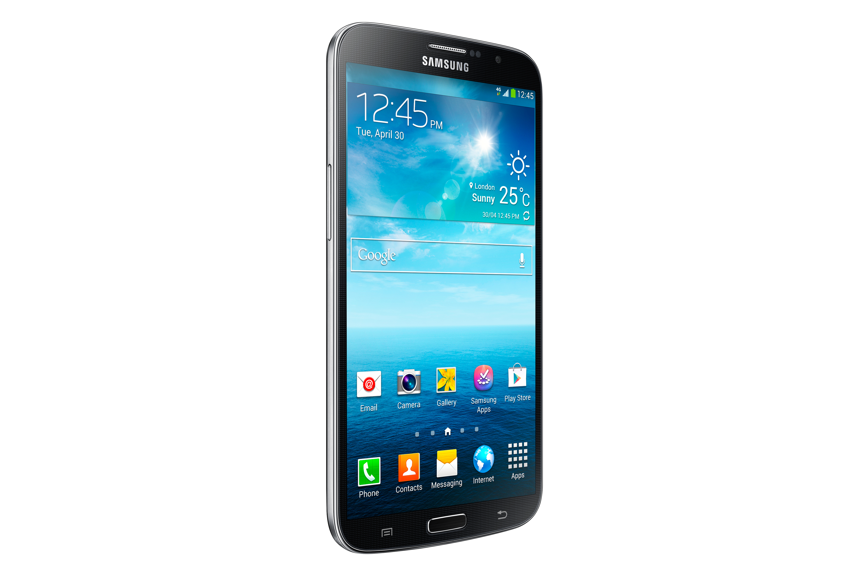 Hands on: Samsung Galaxy Mega with LTE