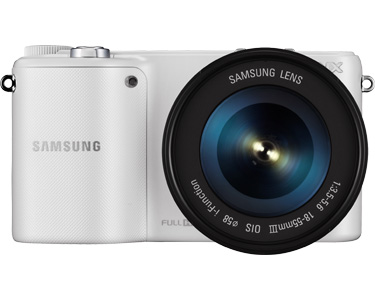 Hands On: Samsung NX2000 Compact System Camera