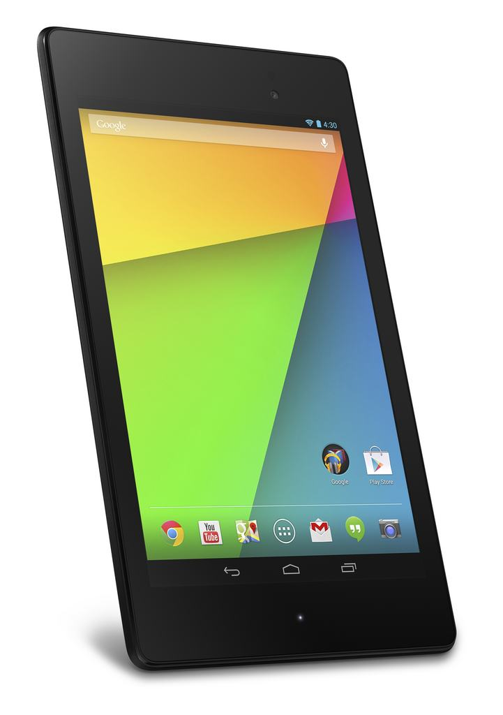 Asus Nexus 7 (2013) comes with LTE now in Singapore