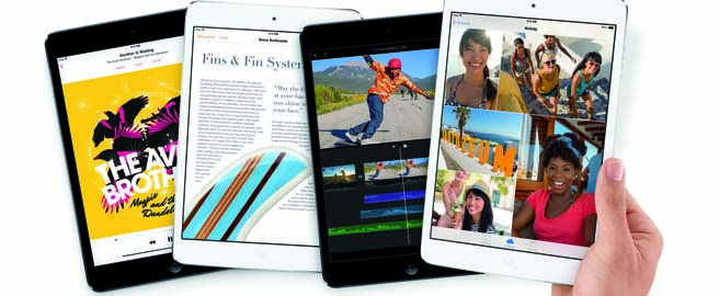 iPad Air and Retina iPad mini deliver for Apple faithful
