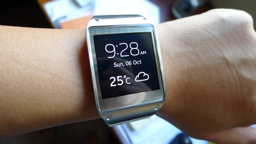 Goondu review: Samsung Galaxy Gear