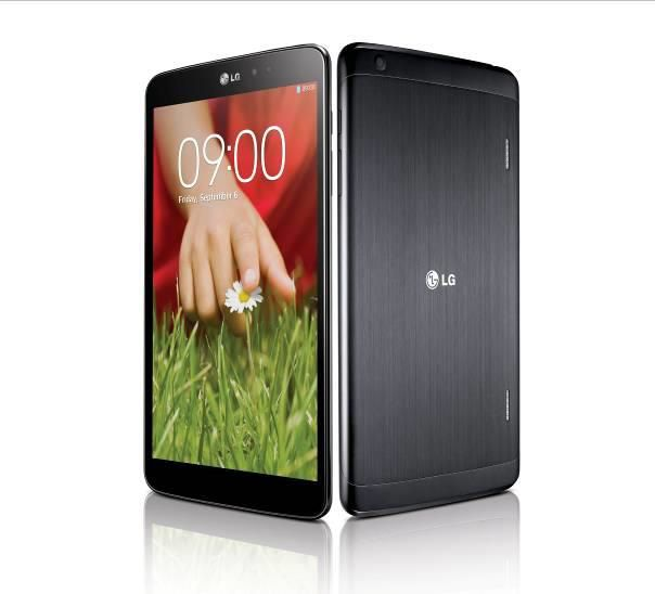 LG's G Tablet 8.3 comes to Singapore for S$438